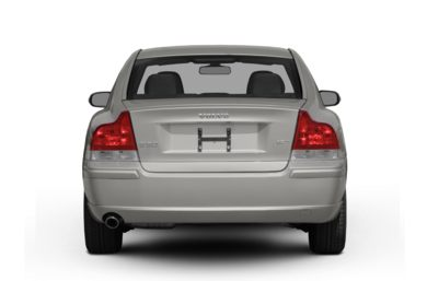 Rear Profile  2007 Volvo S60