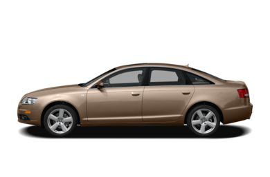 90 Degree Profile 2008 Audi A6
