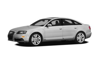 3/4 Front Glamour 2008 Audi S6