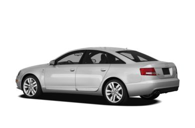 Surround 3/4 Rear - Drivers Side  2008 Audi S6