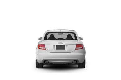Surround Rear Profile 2008 Audi S6