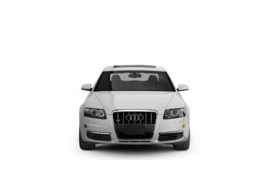 Surround Front Profile  2008 Audi S6