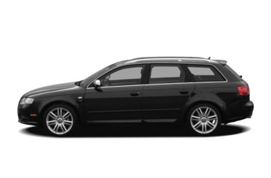 90 Degree Profile 2008 Audi S4