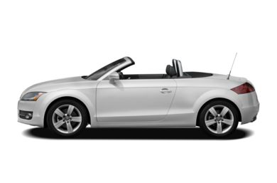 90 Degree Profile 2008 Audi TT