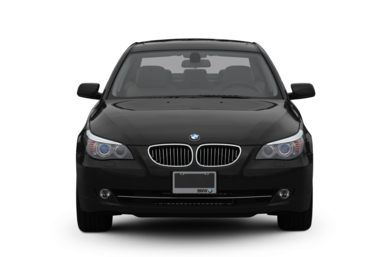 Grille  2008 BMW 535