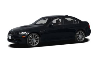 3/4 Front Glamour 2008 BMW M3