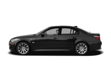 90 Degree Profile 2008 BMW M5