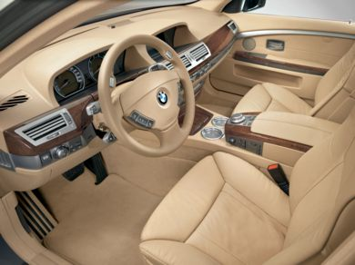 OEM Interior Primary  2008 BMW 760