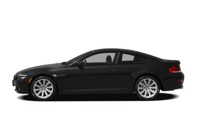 90 Degree Profile 2008 BMW 650