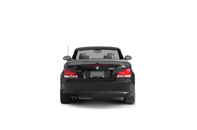 Surround Rear Profile 2008 BMW 128