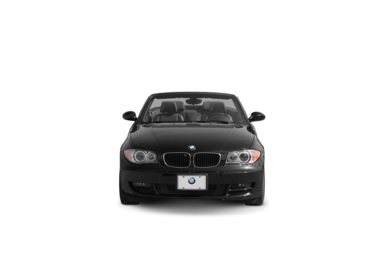 Surround Front Profile  2008 BMW 128