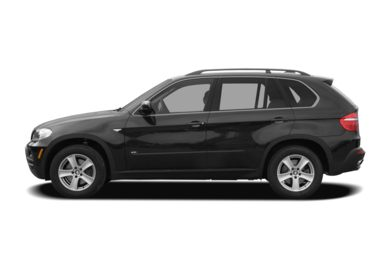 90 Degree Profile 2008 BMW X5
