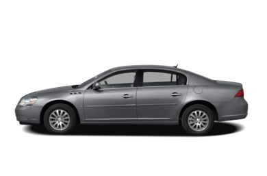 90 Degree Profile 2008 Buick Lucerne