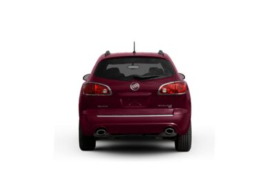 Surround Rear Profile 2008 Buick Enclave