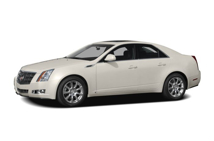 2008 cadillac cts specs safety rating mpg carsdirect. Black Bedroom Furniture Sets. Home Design Ideas
