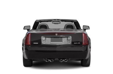 Rear Profile  2008 Cadillac XLR