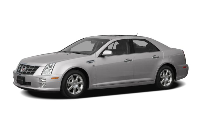 2008 cadillac sts specs safety rating mpg carsdirect. Black Bedroom Furniture Sets. Home Design Ideas
