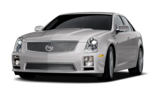 3/4 Front Glamour 2008 Cadillac STS-V