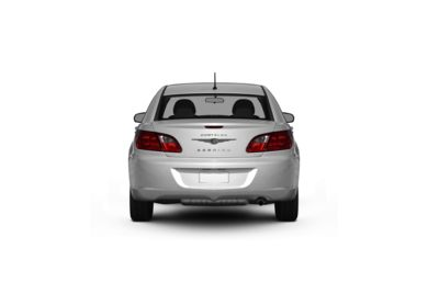 Surround Rear Profile 2008 Chrysler Sebring