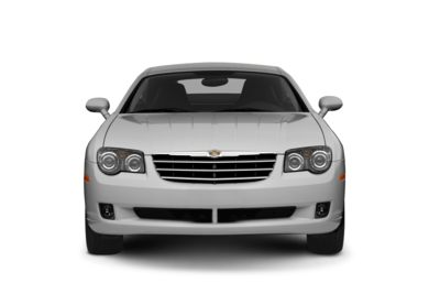 Grille  2008 Chrysler Crossfire