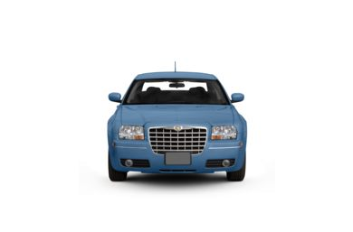 Surround Front Profile  2008 Chrysler 300