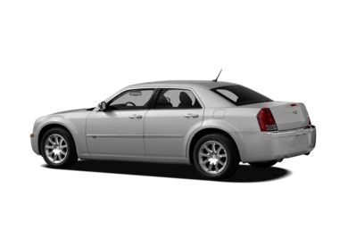 Surround 3/4 Rear - Drivers Side  2008 Chrysler 300C