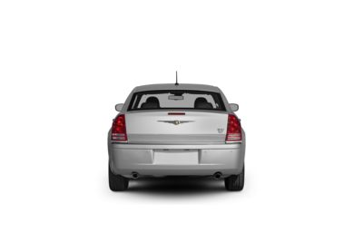 Surround Rear Profile 2008 Chrysler 300C