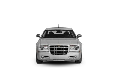 Surround Front Profile  2008 Chrysler 300C