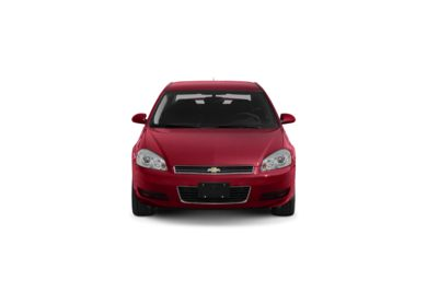 Surround Front Profile  2008 Chevrolet Impala
