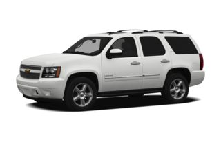 3/4 Front Glamour 2008 Chevrolet Tahoe