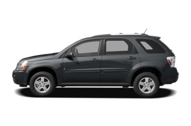 90 Degree Profile 2008 Chevrolet Equinox