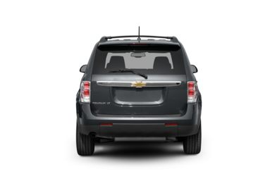 Rear Profile  2008 Chevrolet Equinox