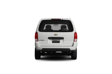 Surround Rear Profile 2008 Chevrolet Uplander