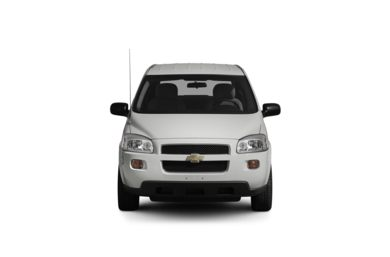 Surround Front Profile  2008 Chevrolet Uplander