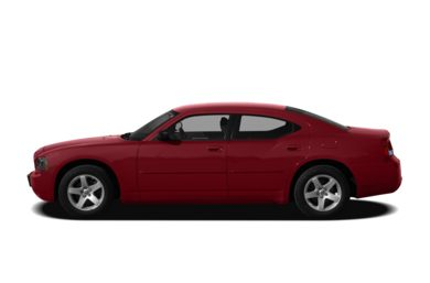 90 Degree Profile 2008 Dodge Charger