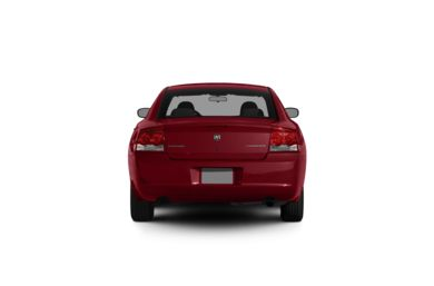 Surround Rear Profile 2008 Dodge Charger