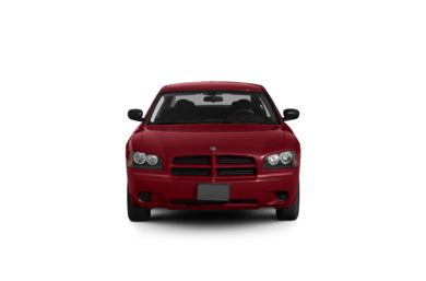 Surround Front Profile  2008 Dodge Charger