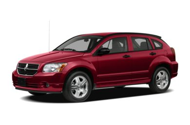 3/4 Front Glamour 2008 Dodge Caliber