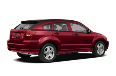 3/4 Rear Glamour  2008 Dodge Caliber