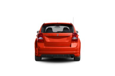 Surround Rear Profile 2008 Dodge Caliber
