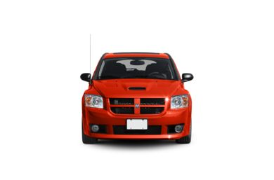 Surround Front Profile  2008 Dodge Caliber