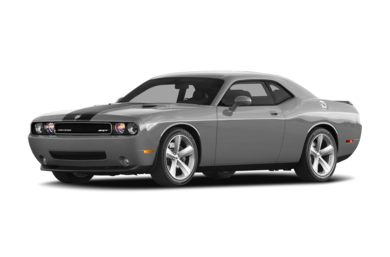 3/4 Front Glamour 2008 Dodge Challenger