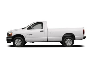 90 Degree Profile 2008 Dodge Ram 1500