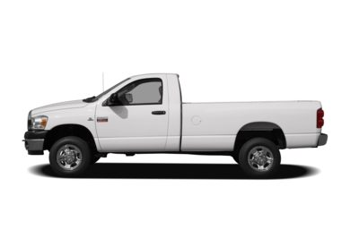 90 Degree Profile 2008 Dodge Ram 3500