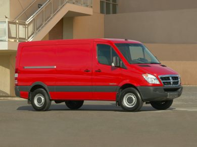OEM Exterior Primary  2008 Dodge Sprinter Van 2500
