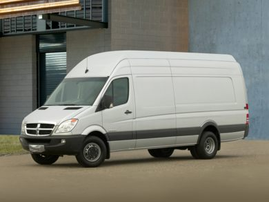 OEM Exterior Primary  2008 Dodge Sprinter Van 3500