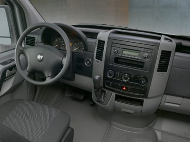 OEM Interior Primary  2008 Dodge Sprinter Van 3500