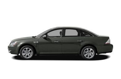 90 Degree Profile 2008 Ford Taurus