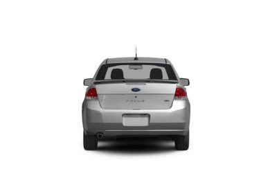 Surround Rear Profile 2008 Ford Focus