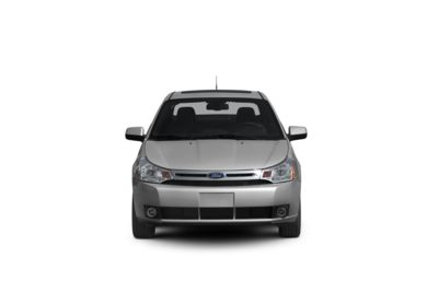 Surround Front Profile  2008 Ford Focus